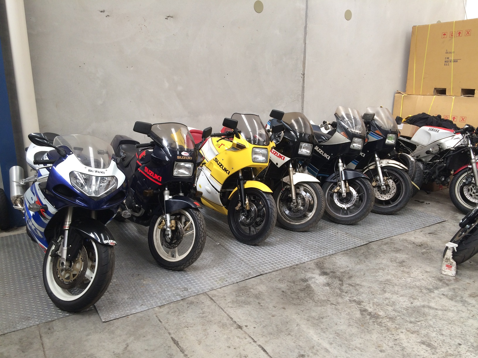 Everything Motorcycles Scooters
